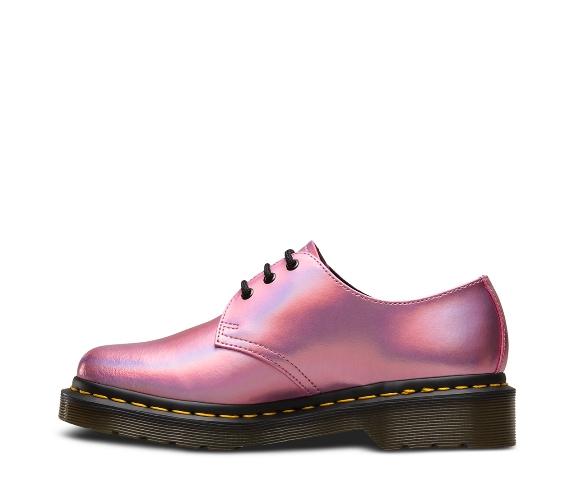 Dr Martens 1461 - Metallic Mallow Pink