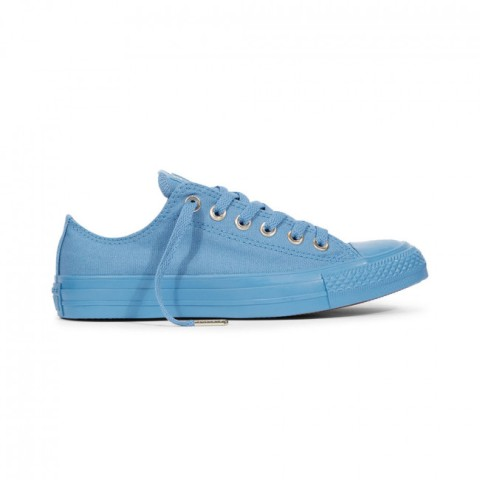 Converse Women's Ctas Ox in Blue