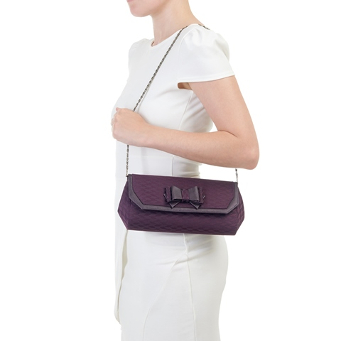 Ruby Shoo Brighton Bag in Burgundy