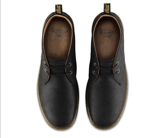 Dr Martens Cabrillo Boot - Black