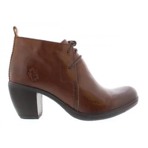 FLY London HEDO Boot - Tan