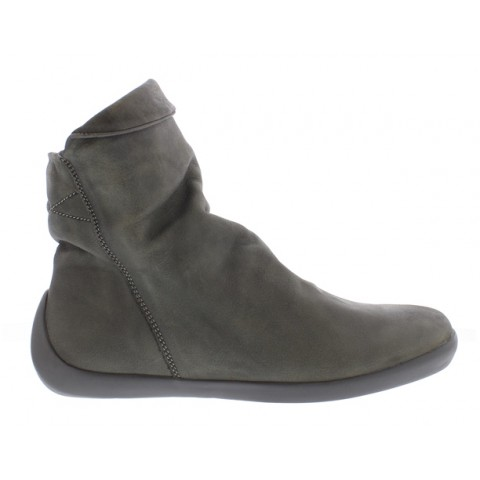 Softinos Nat Ankle boot- Militar Grey
