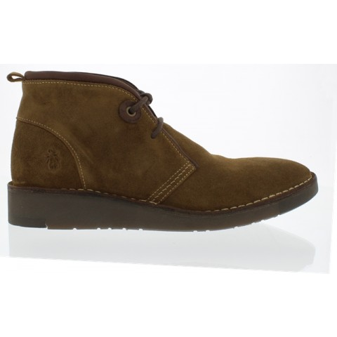 Fly London mens Sion suede ankle boot-olive
