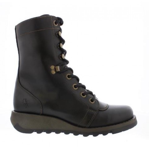 Fly London SITE Boot - Black