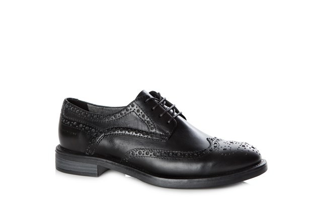 92ff2e57f3 Vagabond Amina Women's Brogue Lace Up Shoe Black | Tinfish Shoes | Fashion  footwear shop in Leicester