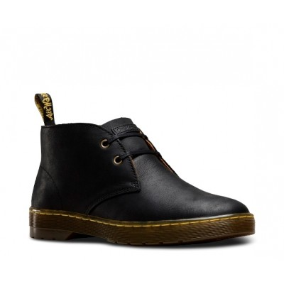 Dr Martens Cabrillo Boot - Black