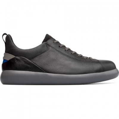Camper Pelotas Capsule X - Black Leather