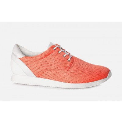 Vagabond Women's Kasai Fabric Trainer in Coral 4125-180-73
