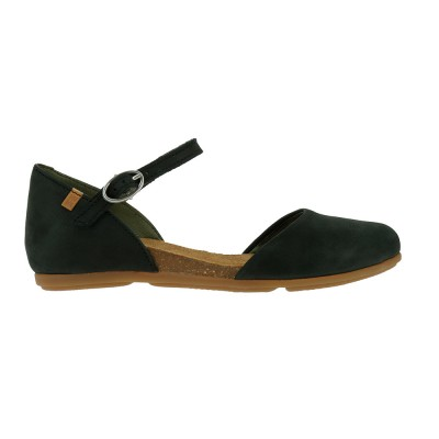 El Naturalista Women's ND54 Flats in Black