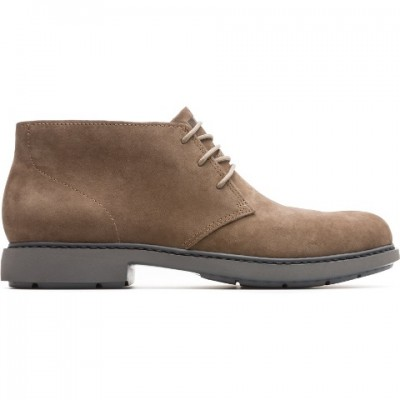 Camper Men's Neuman Boot in Light Brown