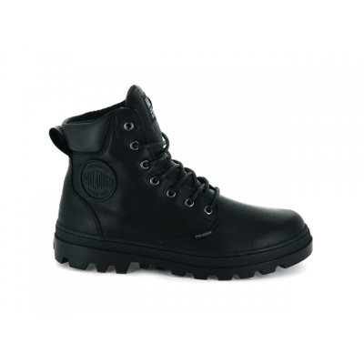 Palladium Pallabosse Sport Cuff W/P Boot - Black