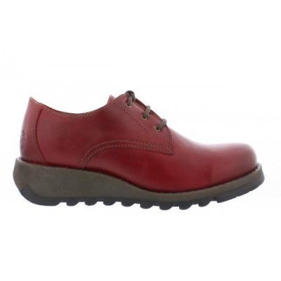 Fly London SIMB Shoe - Red