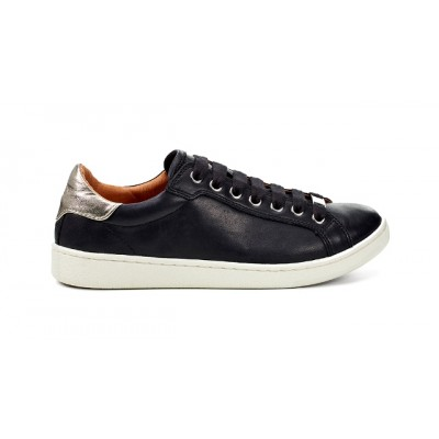 UGG Milo Trainer - Black leather