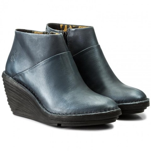 Fly London Sipi Wedge Boot Reef