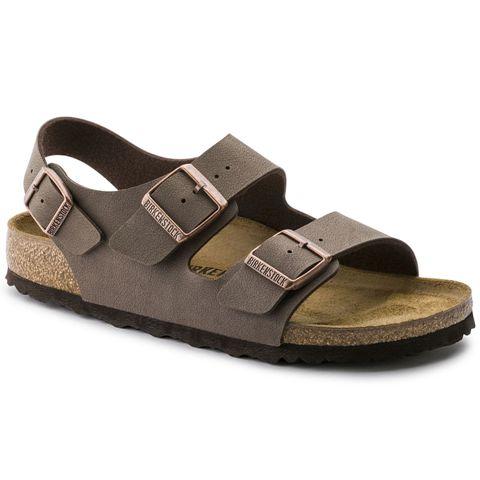 Birkenstock Milano anklestrap sandal-Brown
