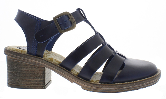Fly London Celo-strappy sandal-Blue