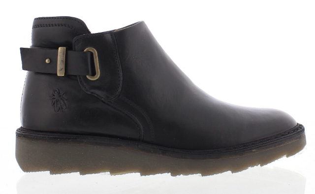 Fly London Amie Ankle boot -Black