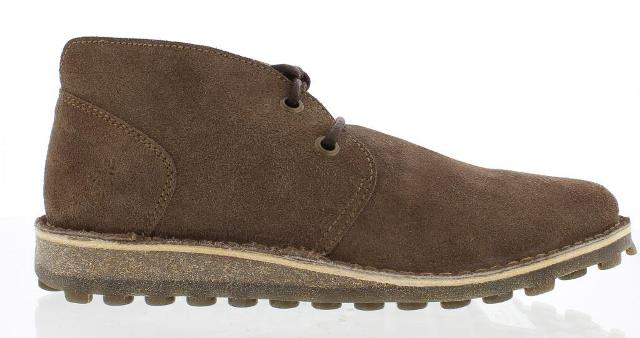 Fly London Mime Men's Taupe Suede Desert Boot