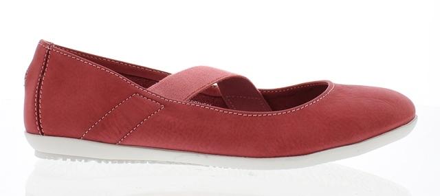 Softinos Women's Ock in Red