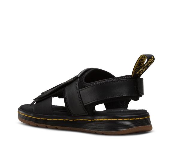 Dr Martens Rosalind Tassel Sandal - Black