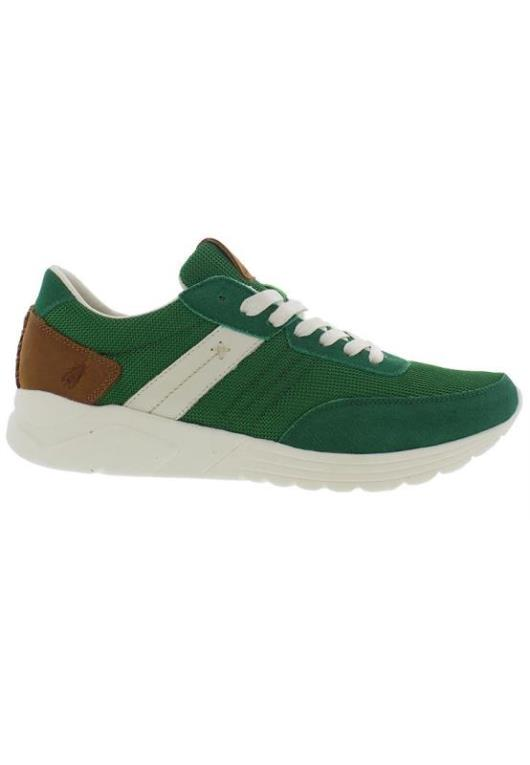 Fly London Mens Shya lightweight trainer-Green