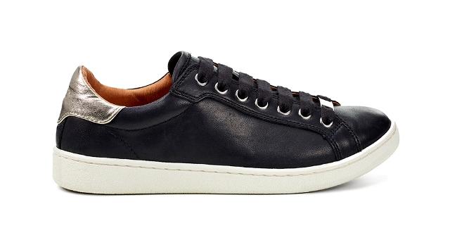 UGG Milo Trainer - Black leather