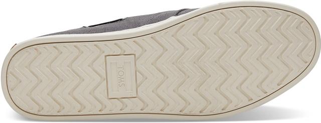 Toms Culver Men's Boat Shoes in Grey 10011632