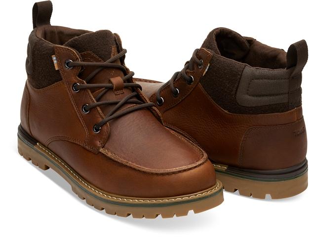 Toms Hawthorne Waterproof Chukka boot-Peanut