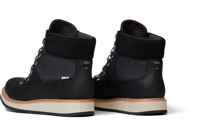 Toms Mesa Waterproof Boot - Black