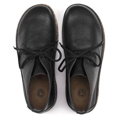 Birkenstock Milton Boot- Black leather