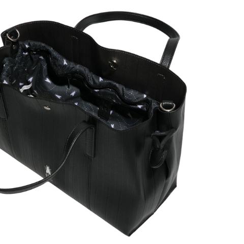 Fly London Arow Bag - Black