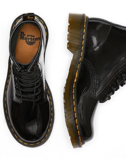 Dr Martens 1460 Patent Black- Last pair!