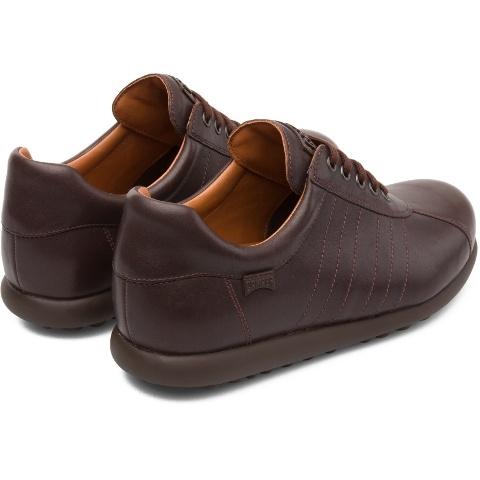 Camper Pelotas Ariel - Brown Leather