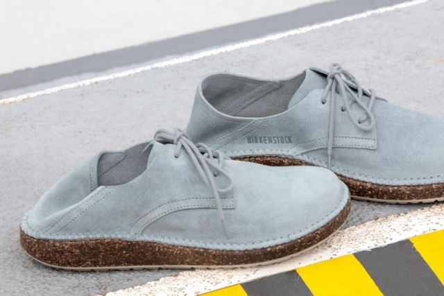 Birkenstock Gary Lace up - Teal