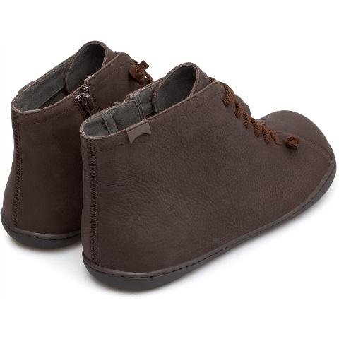 Camper Peu Cami Ankle Boot - Brown
