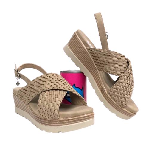 XTI Virgo Sandals - Taupe