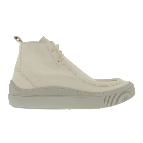 Fly London Syas Boot - Off White