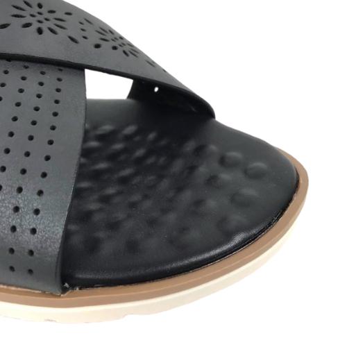 XTI Gemini Sandals - Black