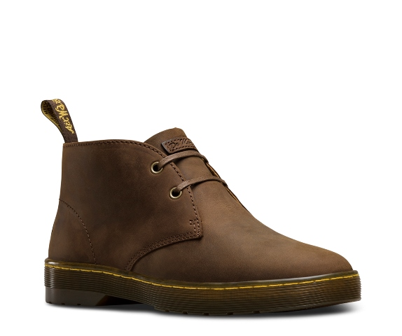 Dr Martens Cabrillo Boot - Brown