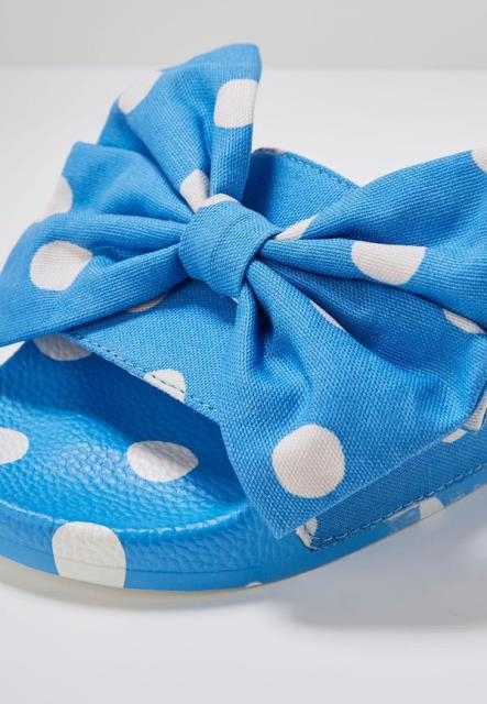 Slydes Cath Kidston Button spot - Blue