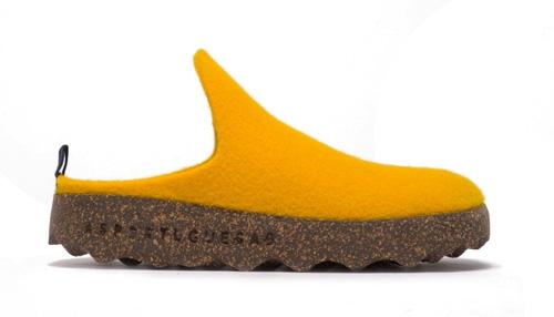 Asportuguesas Come Slipper - Yellow