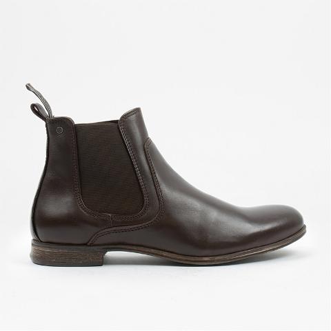 Sneaky Steve Cumberland - Brown Leather