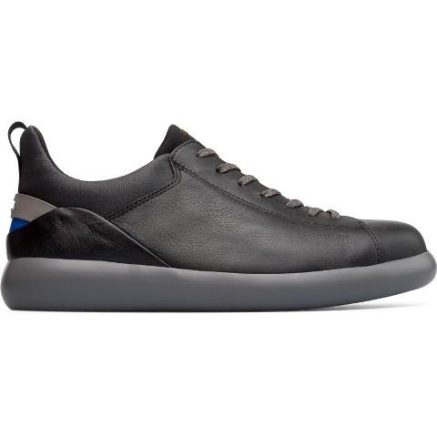Camper Pelotas Capsule X - Black Leather