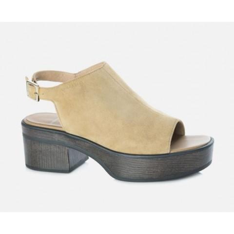Vagabond Women's Noor Sand Suede Sandal