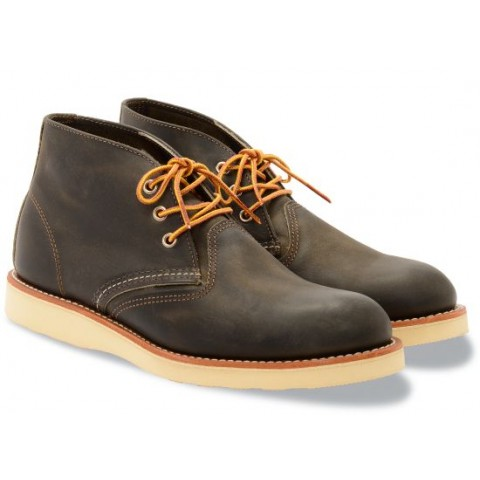 Red Wing Chukka Boot 3150 in Charcoal