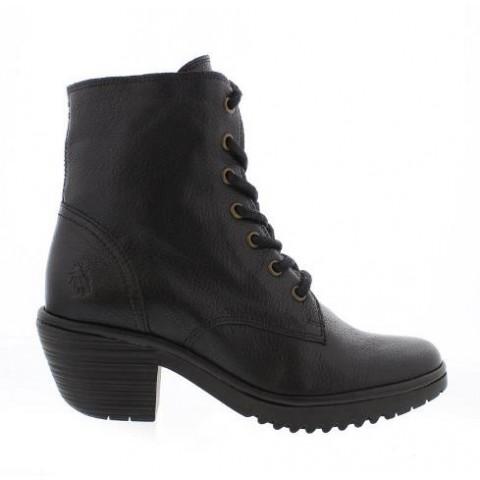 Fly London WOKE Boot - Black