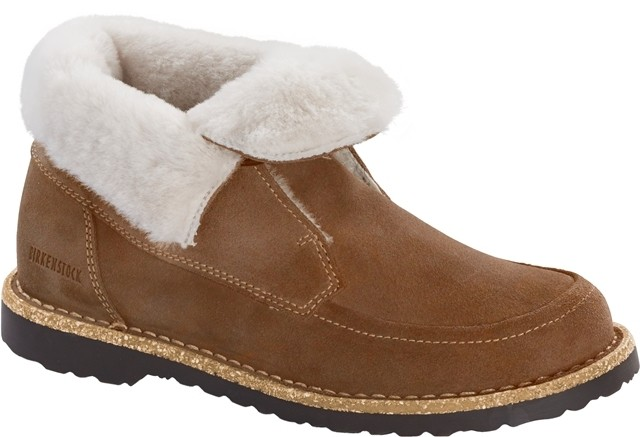 Birkenstock Bakki fur boot- Tea