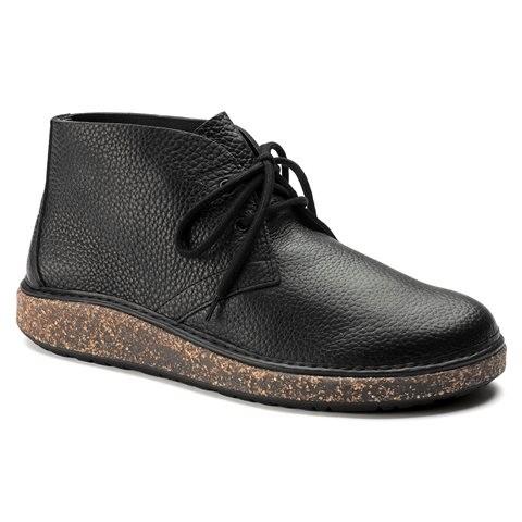 Birkenstock Milton Boot- Black