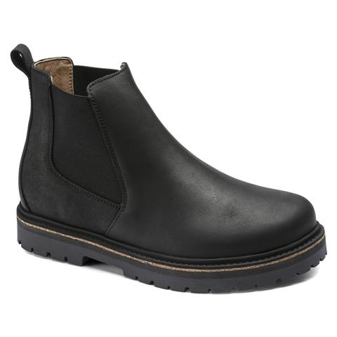 Birkenstock Stalon Chelsea Boot - Black