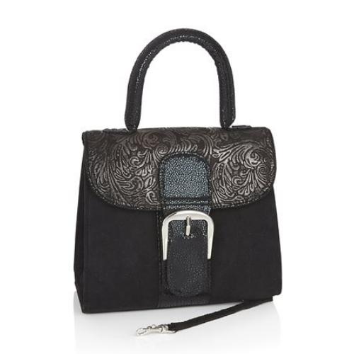 Ruby Shoo Riva Bag - Black